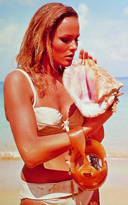 Bond's Venus: Many Happy Returns to Ursula Andress