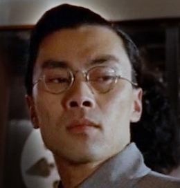 Burt Kwouk as Mr Ling in Goldfinger