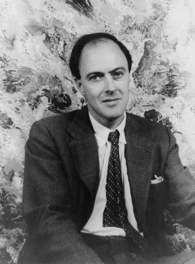 Spymaker: The secret career of 007 writer Roald Dahl