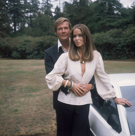 The Saint Who Persuaded: Sir Roger Moore in his own words
