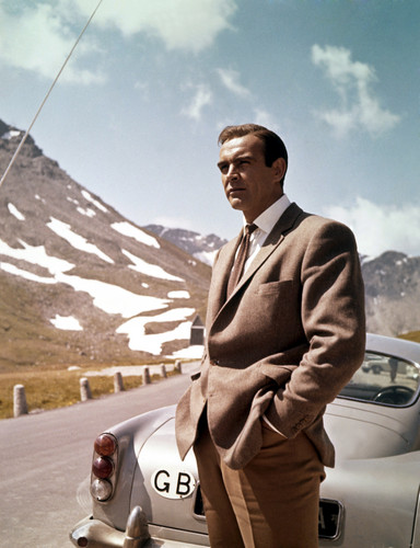 Has the stolen 'Goldfinger' Aston been found?