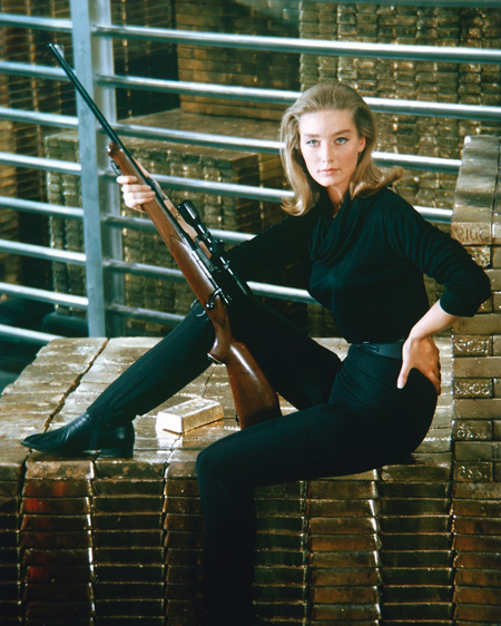 Tania Mallet (1941-2019): A Tribute