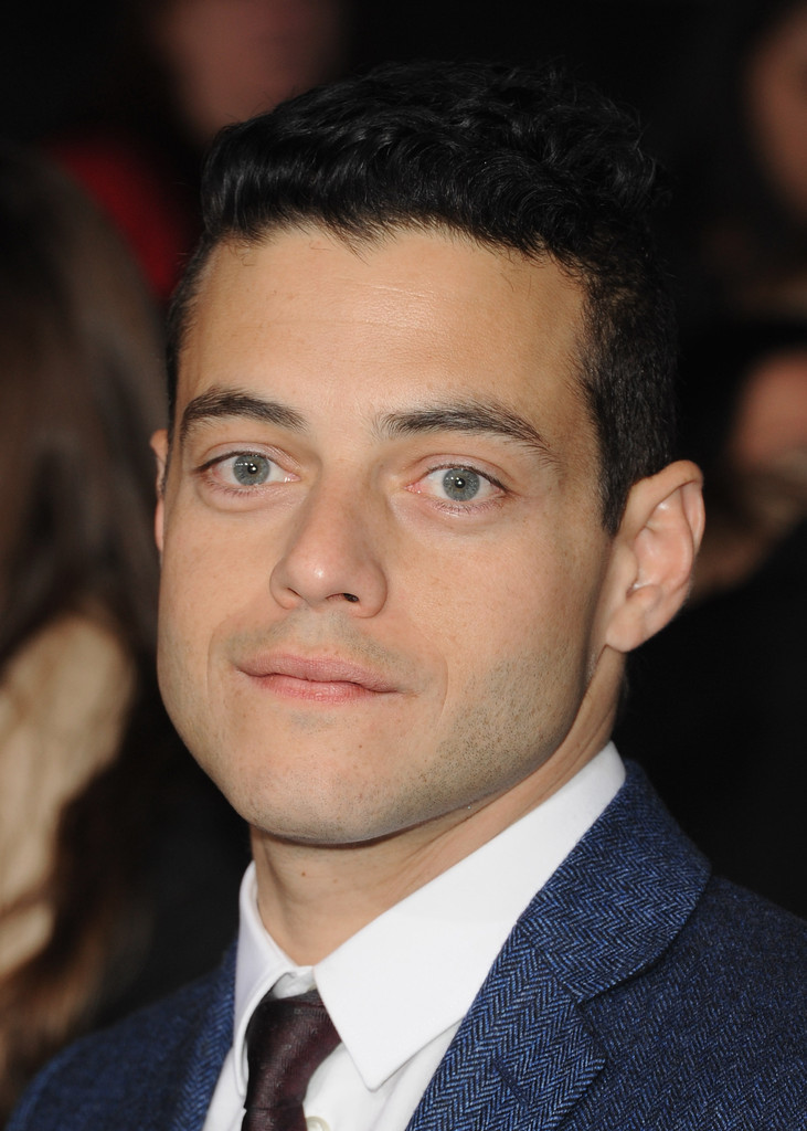 B25 baddie Rami Malek speaks