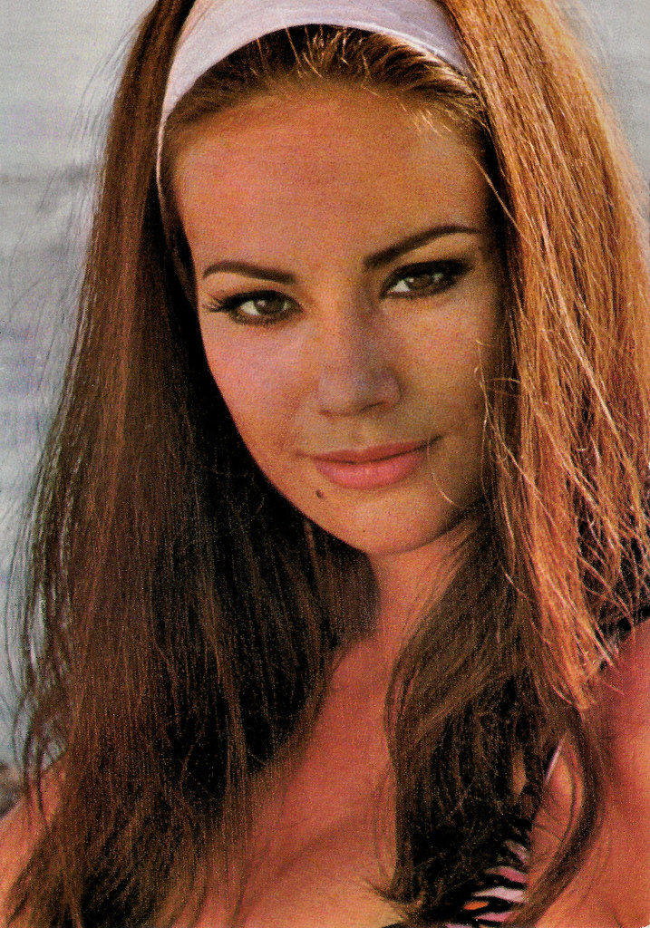 A Woman of the Nuclear Age: Claudine Auger (1941-2019)