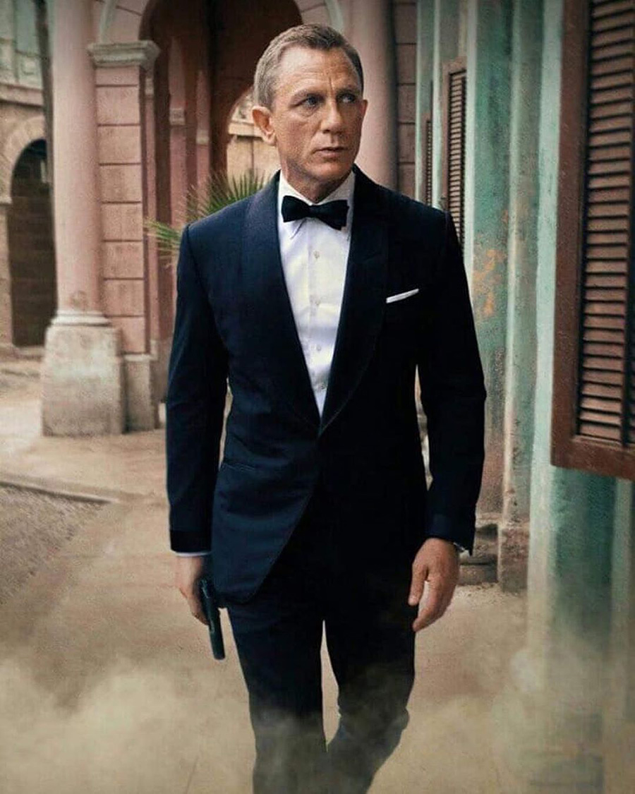 More Time To Spy: magazines preview new 007 movie