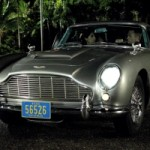 Aston Martin DB5 in Casino Royale
