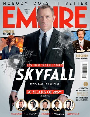 Empire Magazine June 2012