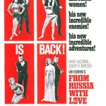 From Russia With Love US One Sheet Poster