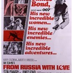 From Russia With Love US One Sheet B
