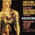 Goldfinger UK Quad Poster
