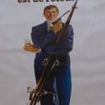 On Her Majesty's Secret Service French Poster