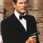 Roger Moore James Bond