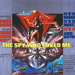 The Spy Who Loved Me - UK Quad Poster