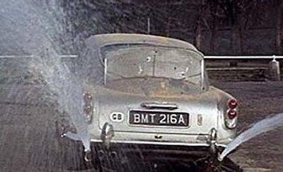 Aston Martin Db5 The James Bond International Fan Club
