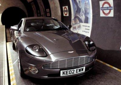Aston Martin Vanquish Underground