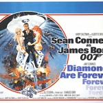 Diamonds Are Forever - UK Quad Poster