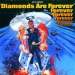 Diamonds Are Forever - US 1-Sheet Poster