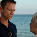 Daniel Craig and Judi Dench