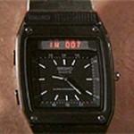 Seiko Digital radio watch