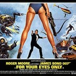 For Your Eyes Only - UK Quad Poster