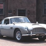 Goldeneye - Aston Martin DB5