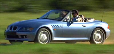 Bmw Z3 The James Bond International Fan Club