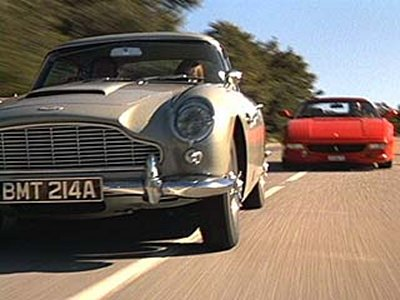 Goldeneye The James Bond International Fan Club