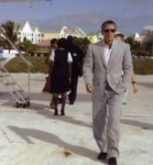 Daniel Craig IS James Bond - arriving in the Bahamas
