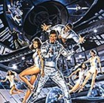 Moonraker UK Quad Poster