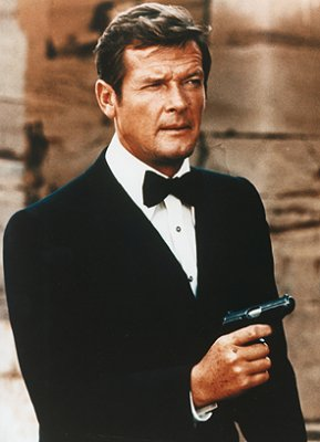 Roger Moore in The Spy Who Loved Me