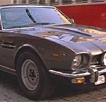 Aston Martin Volante The Living Daylights