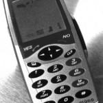 Tomorrow Never Dies - Ericsson cell phone