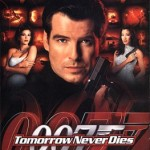 Tomorrow Never Dies - US One sheet poster
