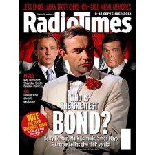 007 in BBC's 'Radio Times' – The James Bond International Fan Club