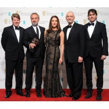 BAFTA award winners