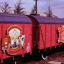 Octopussy Circus train