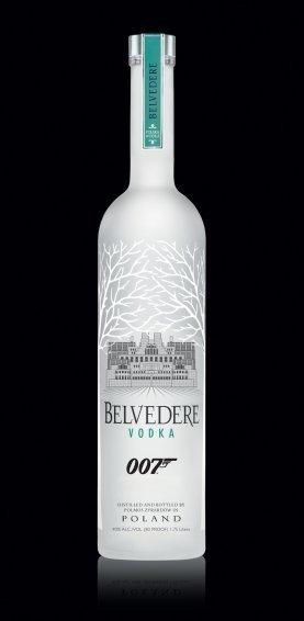 Belvedere Vodka 007 Spectre