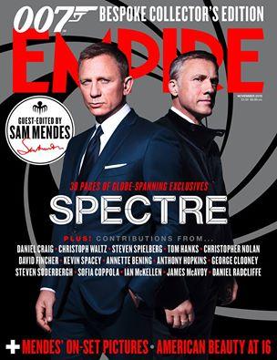 Empire Spectre special November 2015