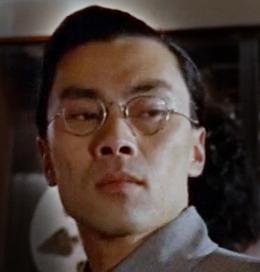 Burt Kwouk as Mr Ling in Goldfinger