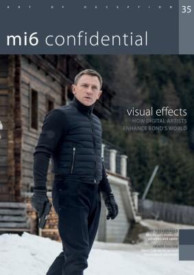 Cover of MI6 Conf