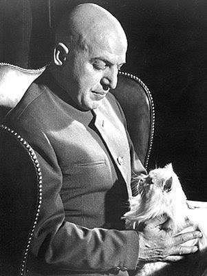 Telly Savalas as Blofeld