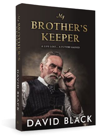 David Black – New Novel