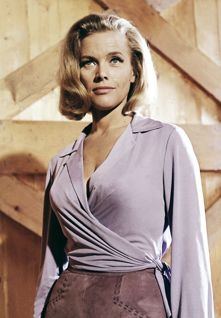 Pure Gold: Honor Blackman, R.I.P.