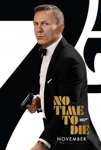 Bond is Back! New poster released