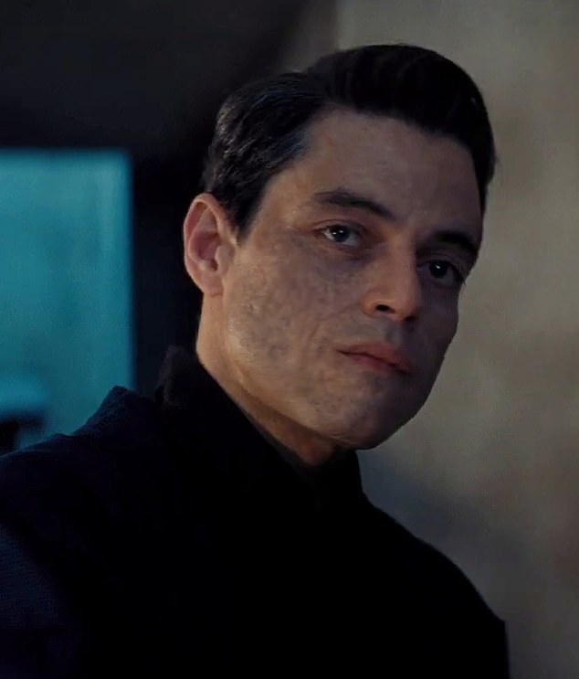 'You will be shocked': Rami Malek speaks on his Bond villain