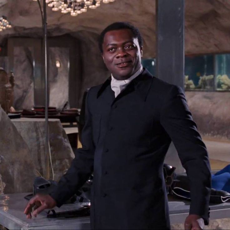 Mr. Big has departed: Yaphet Kotto, RIP